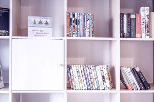 Bücherregal