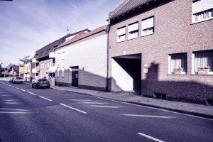 Eingang Hauptstrasse